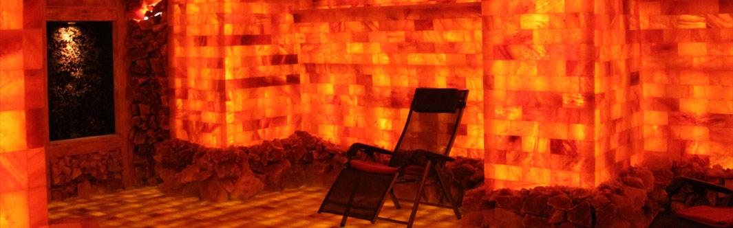 Salz-Grotte, SALARIUM, Salz-Raum - Profi-Qualität von KönigsSalz