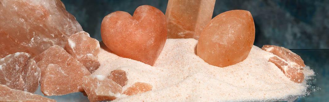 Körperpflege mit SaunaSalz, SalzDeosteinen, Seifen und Peelings von KönigsSalz