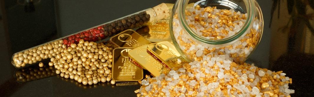 Exklusiver Genuss! KönigsSalz Gold Edition