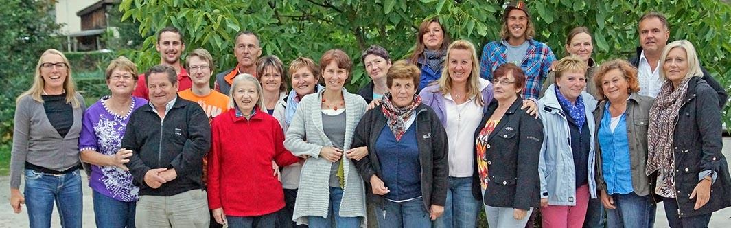 Kompetenz und Leidenschaft - das Team von KönigsSalz freut sich auf seine Kunden